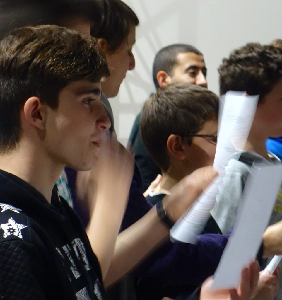 Lecture expressive & lycéens