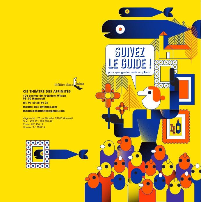 SUIVEZ LE GUIDE ! – 2016 –
