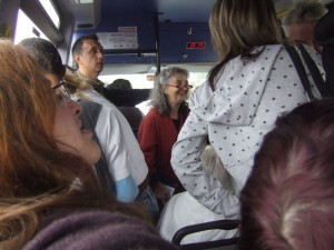 Les passagers mystères